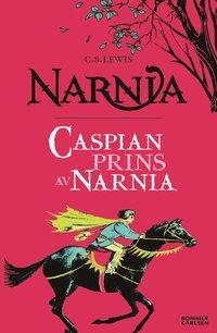 Caspian, prins av Narnia (storpocket)