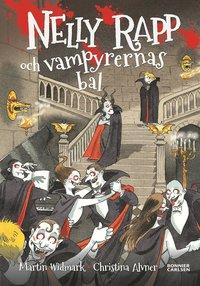 Nelly Rapp och vampyrernas bal (kartonnage)