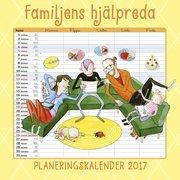 Familjens hjälpreda – Planeringskalender 2017