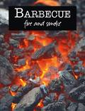 Barbecue, fire and smoke