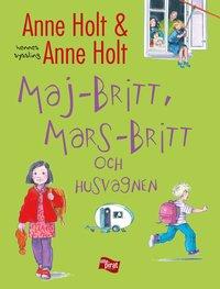 Maj-Britt, Mars-Britt och husvagnen (inbunden)