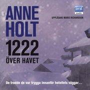 1222 över havet (ljudbok)