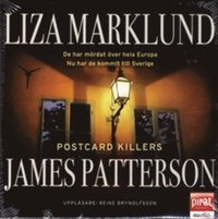 Postcard Killers (mp3-bok)