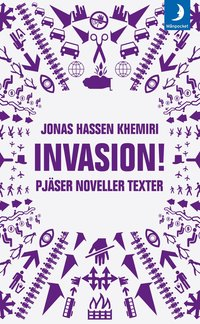 Invasion! : pj�ser noveller texter (mp3-bok)