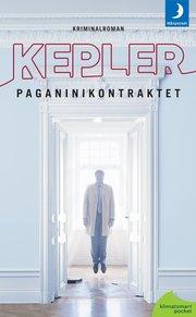 Paganinikontraktet av Lars Kepler
