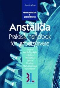 Anst�llda (h�ftad)