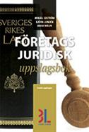 Företagsjuridisk uppslagsbok