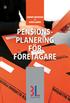 Pensionsplanering f�r f�retagare