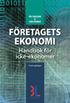 F�retagets ekonomi : handbok f�r icke-ekonomer