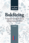 Bokf�ring : praktisk handbok med konteringsexempel (h�ftad)