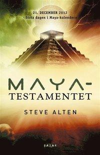Mayatestamentet (pocket)
