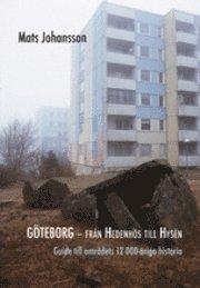 Göteborg : från Hedenhös till Hysén