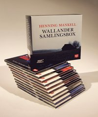 Wallander samlingsbox (ljudbok)