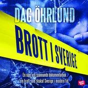 Brott i Sverige (ljudbok)