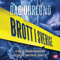 Brott i Sverige (mp3-bok)