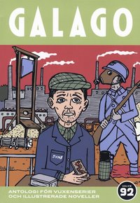 Galago Vol. 92 (h�ftad)