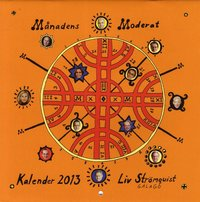 M�nadens moderat Kalender 2013