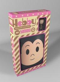 Hobby (seriealbum + plastfigur) (h�ftad)
