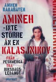 Amineh inte större än en kalasjnikov : Från peshmerga till riksdagsledamot