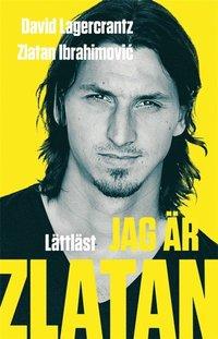 Jag �r Zlatan / L�ttl�st (ljudbok)
