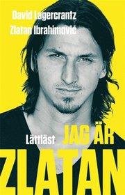 Jag �r Zlatan / L�ttl�st (h�ftad)