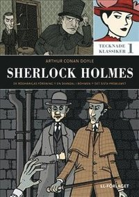 Sherlock Holmes (inbunden)