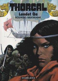 Thorgal 2. Landet Qa (h�ftad)