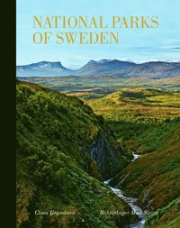 National parks of Sweden (inbunden)