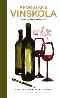 Kronstams vinskola (inbunden)