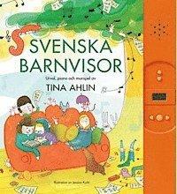 Svenska Barnvisor : urval, piano och munspel (inbunden)