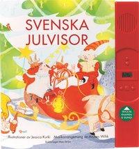 Svenska julvisor (inbunden)