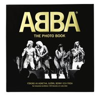 ABBA : the photo book (deluxeutg�va) (h�ftad)