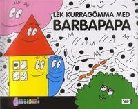 Lek kurrag�mma med Barbapapa (kartonnage)