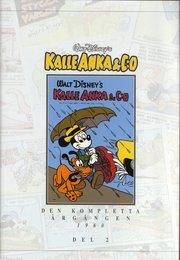 Kalle Anka & C:o. Den kompletta årgången 1960. D. 2