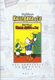 Kalle Anka & Co. Den kompletta Årgången 1962. D. 6