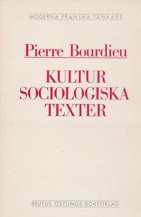 Kultursociologiska Texter (h�ftad)