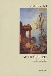 Minnesord : litterära essäer