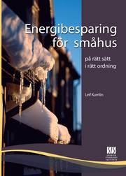 Energibesparing för småhus : på rätt sätt – i rätt ordning