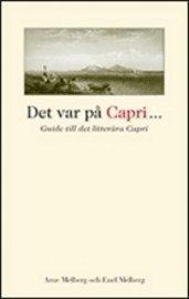Det var på Capri… : guide till det litterära Capri