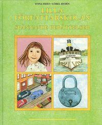 Lilla författarskolan Spännande berättelser (kartonnage)