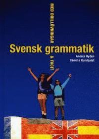 Svensk grammatik (inbunden)
