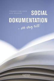 Social dokumentation : ett steg till