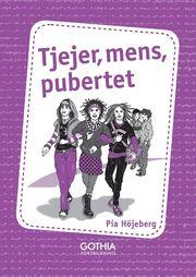 Tjejer mens pubertet