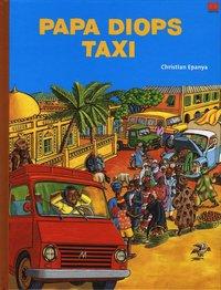 Papa Diops taxi (inbunden)