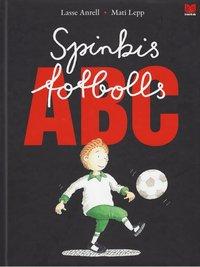 Spinkis fotbolls-ABC (inbunden)