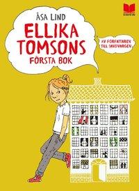 Ellika Tomsons f�rsta bok (h�ftad)