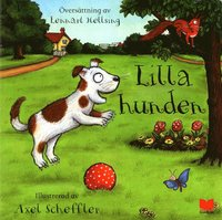 Lilla hunden (kartonnage)