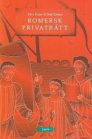 Romersk privaträtt