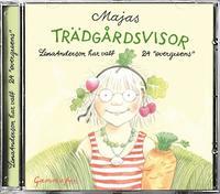 """Majas tr�dg�rdsvisor : Lena Anderson har valt 24 """"evergreens"""" (ljudbok)"""