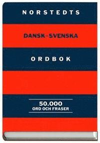 Norstedts Dansk-Svenska Ordbok : 50000 Ord Och Fraser (inbunden)
